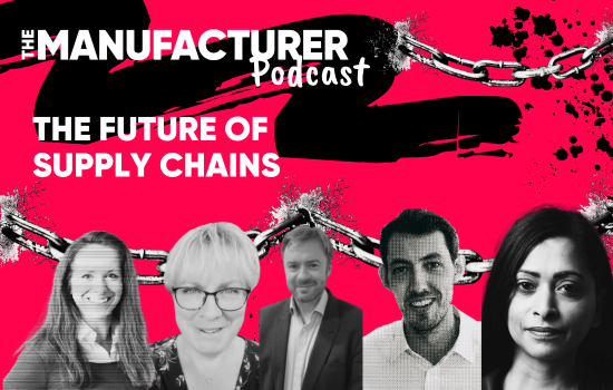the manufacturer podcast the future of supply chains