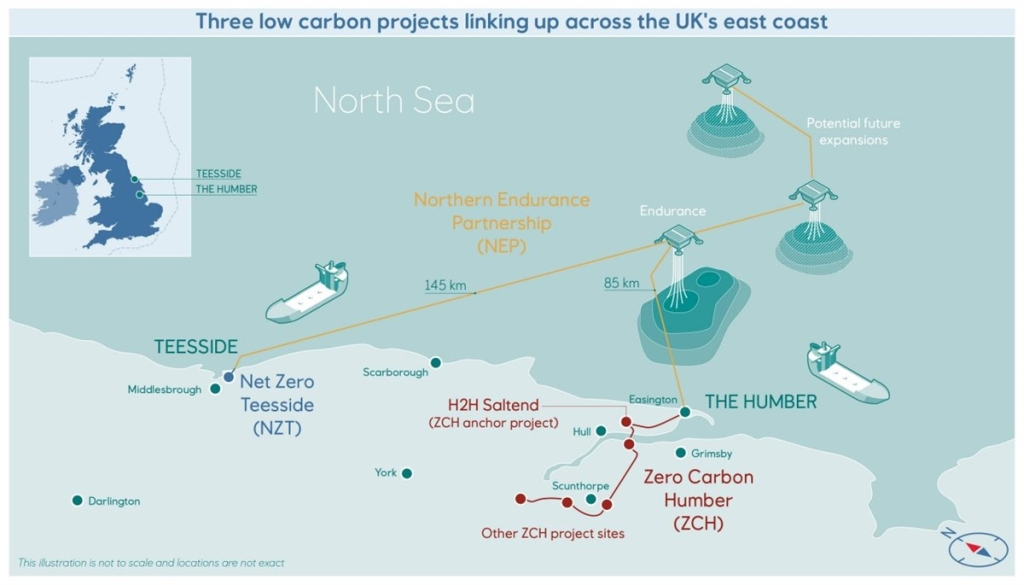 The Gigastack project, led by ITM Power, Ørsted, Phillips 66 Limited and Element Energy, will use renewable hydrogen to support the UK's net zero by 2050 target Image courtesy of ITM POWER.
