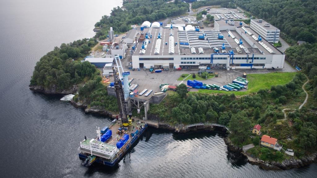 Bergen Engines headquarters at Horvikneset, Bergen, Norway, licensed under CC BY-SA 4.0