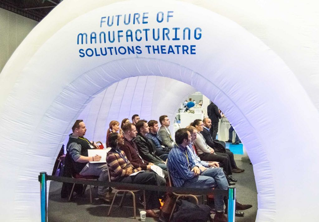 Smart Factory Expo - Manufacturing Solutions Theatre