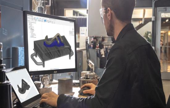 Exploiting the benefits of additive manufacturing - image courtesy of Autodesk
