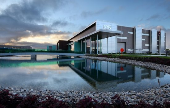 The Manufacturing Technology Centre (MTC). Image courtesy of MTC