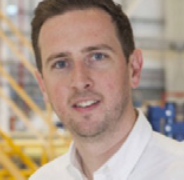 Andrew Caroll, Manufacturing Systems Manager, Rotork