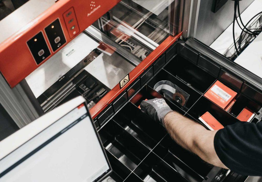 Bertel-O-Steen and ElementLogic machinery