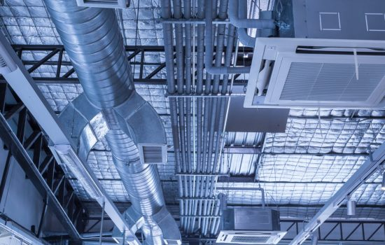 HVAC system. Image courtesy of Shutterstock