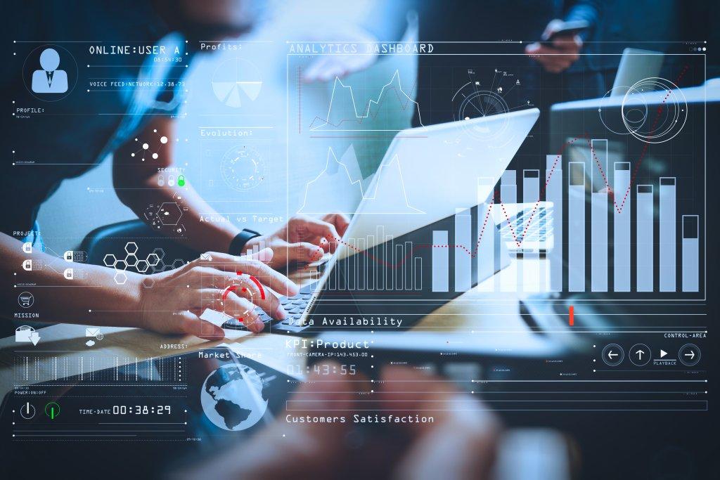 Intelligence,(bi),And,Business,Analytics,(ba),With,Key,Performance,Indicators. Image courtesy of Shutterstock