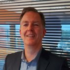 Dave Roberts, Plant Manager at SNA Europe