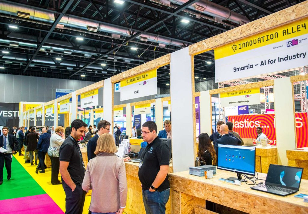 Innovation Alley, Smart Factory Expo 2019