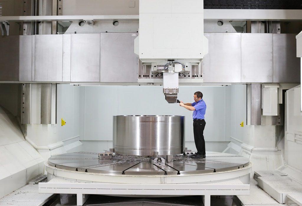 Vertical Turning Machine - HMVC