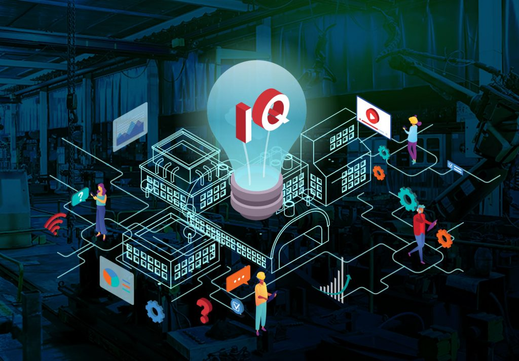 Discover your Smart Factory IQ - image courtesy of Aegis