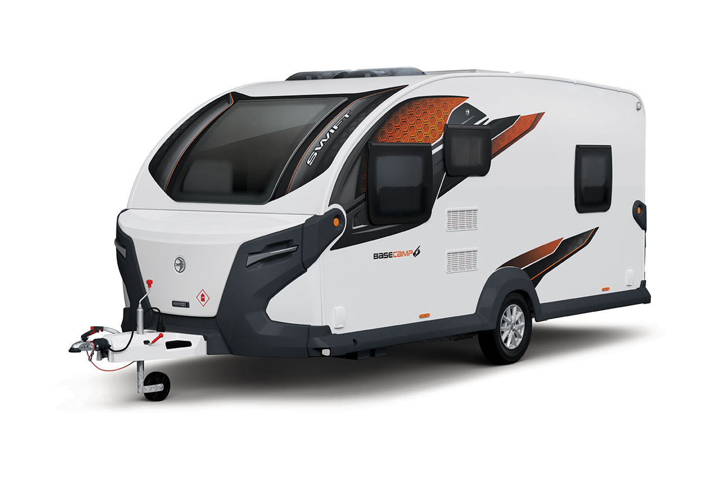 Swift Group's Basecamp 6 launches this month. Image courtesy of Swift Group