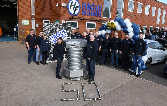 Hague Fasteners 50 (Group L). Image courtesy of Hague Fasteners.