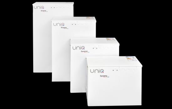 Sunamp-UniQ. Image courtesy of Sunamp